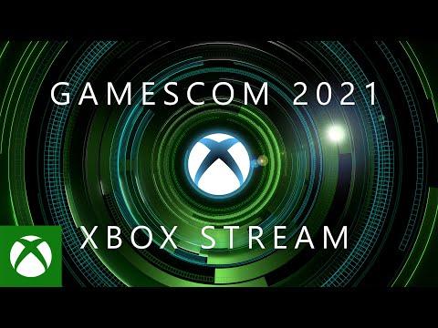 gamescom 2021 — Official Xbox Stream [AUDIO DESCRIPTION]