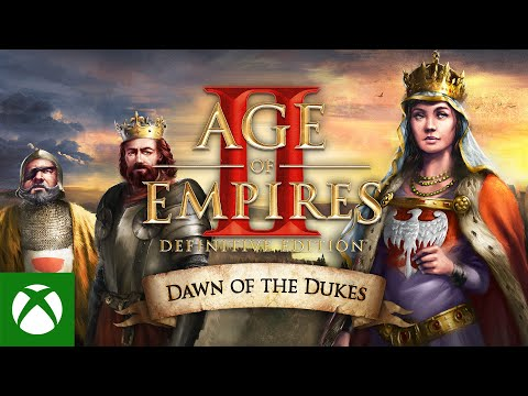 Age of Empires II: Definitive Edition — Dawn of the Dukes — Pre-order Now