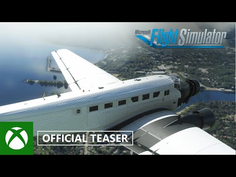 Microsoft Flight Simulator: Junkers JU-52 Teaser — gamescom 2021