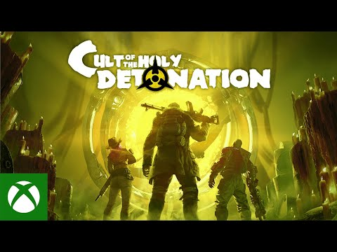 Wasteland 3: Cult of the Holy Detonation — DLC Announce Teaser