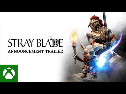 Stray Blade Reveal Trailer