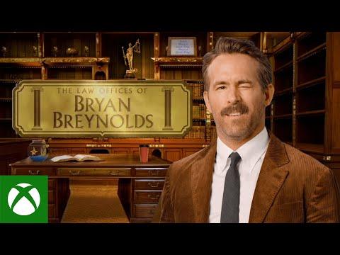 Meet Bryan Breynolds — #1 Xbox NPC Lawyer