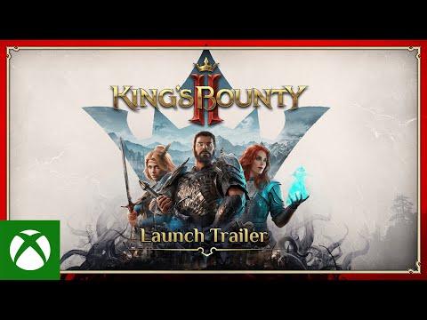 King's Bounty II — Launch Trailer