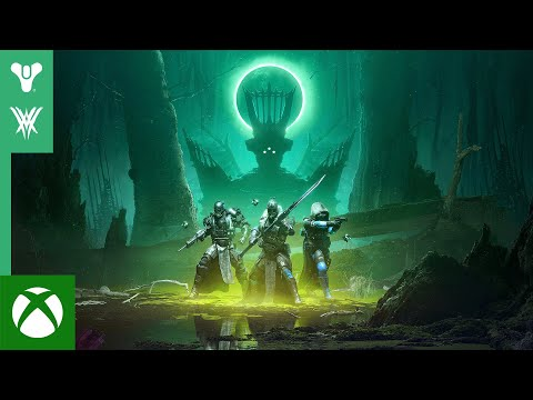 Destiny 2: The Witch Queen — Gameplay Trailer