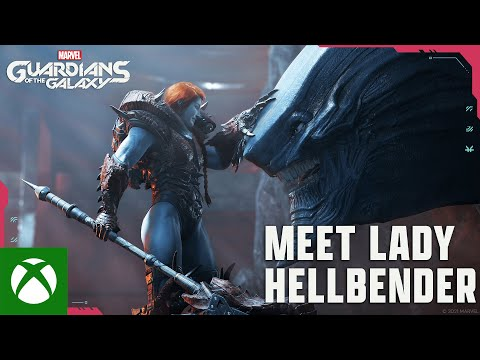 Marvel's Guardians of the Galaxy — Lady Hellbender Cinematic