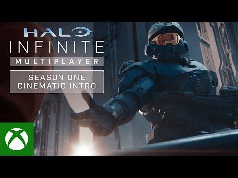 Halo Infinite Multiplayer — Season One Cinematic Intro