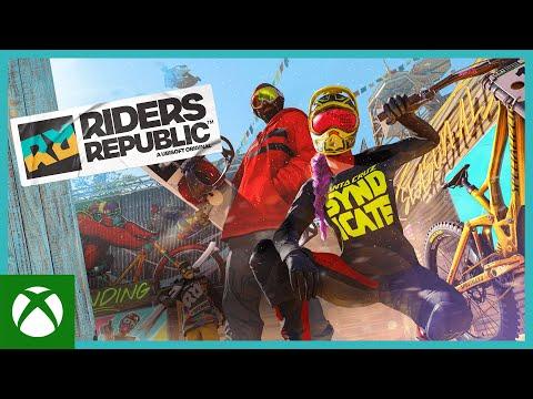Riders Republic: Gamescom Beta Extension Trailer | Ubisoft