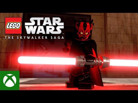 LEGO Star Wars Gamescom Gameplay Trailer 2