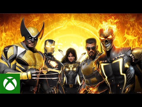 Marvel's Midnight Suns — 'The Awakening' | Official Announcement Trailer