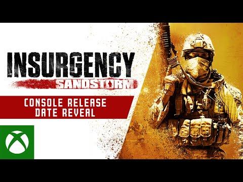 Insurgency: Sandstorm — Console Release Date Reveal Trailer