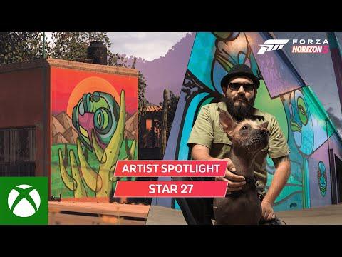 Forza Horizon 5   Artist Spotlight: Star27
