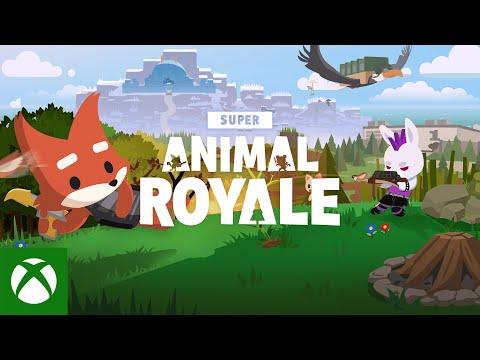 Super Animal Royale — Launch Trailer