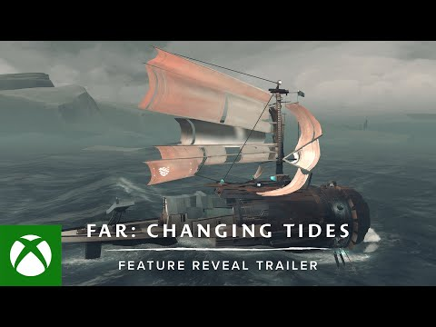 FAR: Changing Tides Feature Reveal Trailer