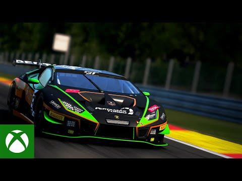 Assetto Corsa Competizione Xbox Series X|S Announcement Trailer