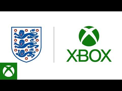 Xbox & The England Football Teams — Official Announce Trailer