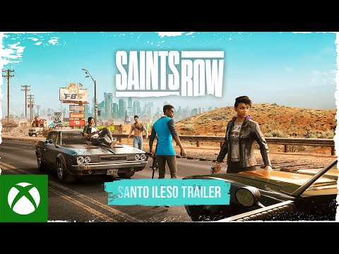 Saints Row — Welcome to Santo Illeso Trailer