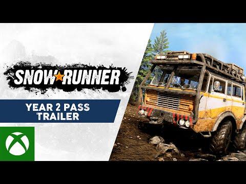SnowRunner — Year 2 Pass Trailer