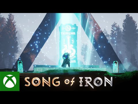 SONG of IRON   Bring Your Axe   Launch Trailer