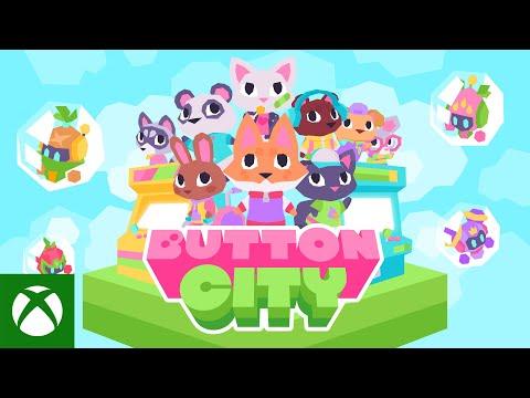 Button City Launch Trailer