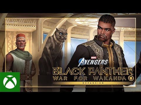 Marvel's Avengers — Road to Wakanda: Fathers and Sons