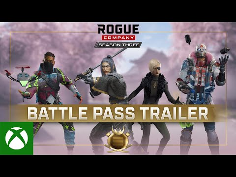 Rogue Company — Season 3 — Battle Pass Trailer