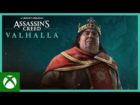Assassin's Creed Valhalla – The Siege of Paris Expansion Trailer   Ubisoft