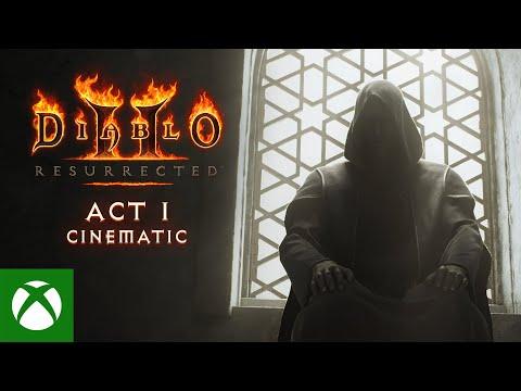 Diablo® II: Resurrected™   Act I Cinematic