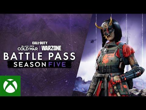 Season Five Battle Pass Trailer | Call of Duty®: Black Ops Cold War & Warzone™