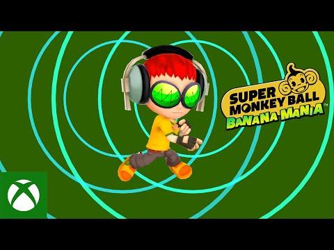 Super Monkey Ball Banana Mania   Beat Joins the Gang