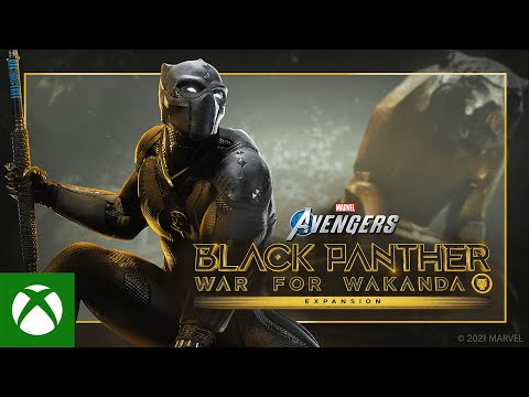 Marvel's Avengers Expansion: Black Panther — War for Wakanda Story Trailer