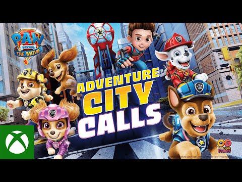 PAW Patrol The Movie: Adventure City Calls — Launch Trailer