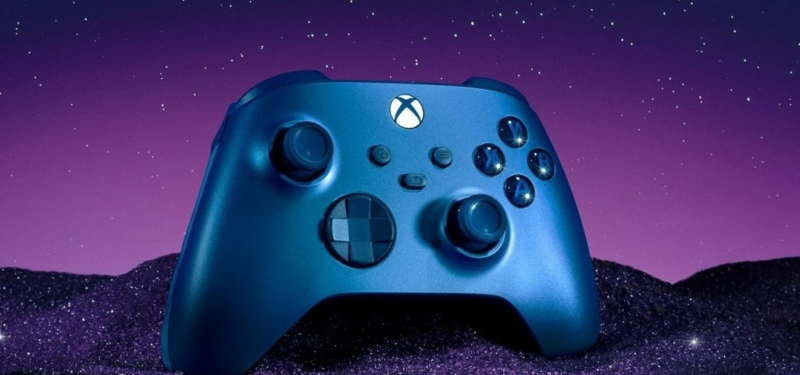Анонсирован новый дизайн беспроводного геймпада Xbox Series