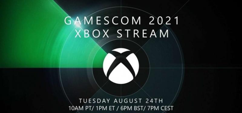 Анонсирована презентация Xbox для GC2021