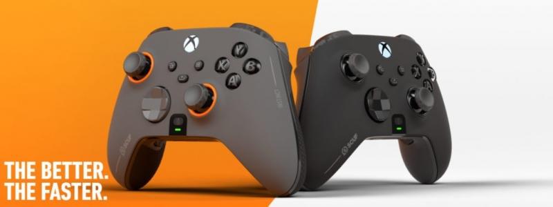 Анонсированы новые высокопроизводительные геймпады для Xbox Series X|S (альтернатива элиту + возможность тонкой кастомизации)