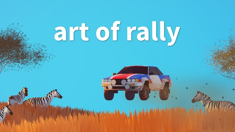 Art Of Rally Is Now Available For Windows 10, Xbox One, And Xbox Series X S (Xbox Game Pass)