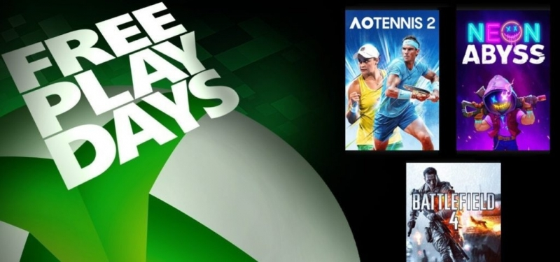 Battlefield 4, Neon Abyss и AO Tennis 2 временно бесплатны для подписчиков Xbox Live Gold / Xbox Game Pass Ultimate