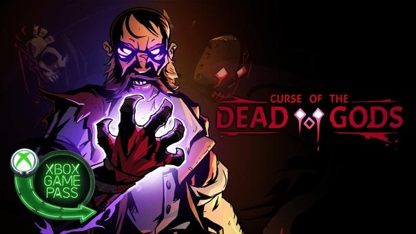 Скидка на игру Xbox Библиотеку Xbox Game Pass пополнила Curse of the Dead Gods –