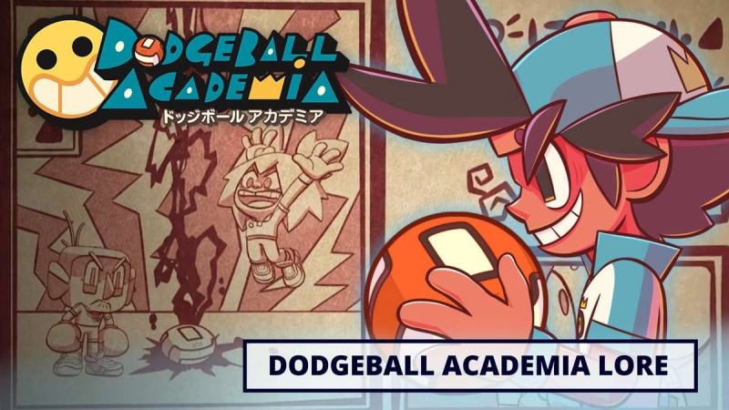 Dodgeball Academia Is Now Available For Windows 10, Xbox One, And Xbox Series X|S (And Included With Xbox Game Pass)