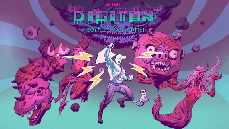 Enter Digiton: Heart Of Corruption Is Now Available For Xbox One And Xbox Series X|S