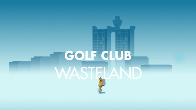 Гольф в мире постапокалипсиса, игра Golf Club: Wasteland, выйдет в начале сентября
