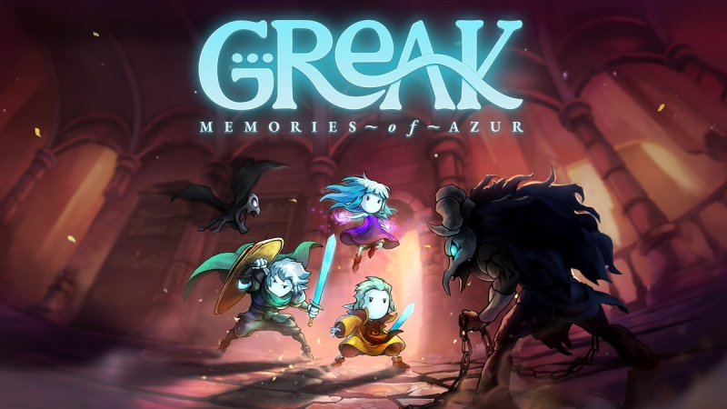 Greak: Memories Of Azur Is Now Available For Xbox Series X|S