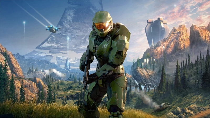 Halo Infinite (Campaign) Is Now Available For Digital Pre-order And Pre-download On Xbox One And Xbox Series X|S