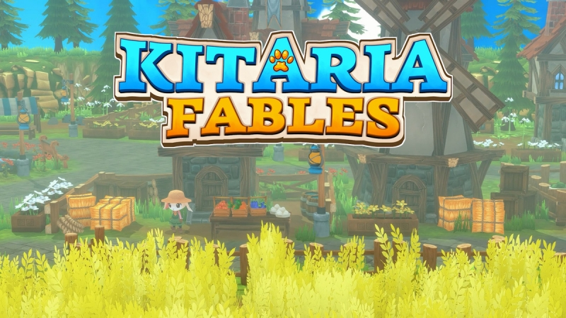 Kitaria Fables Is Now Available For Digital Pre-order And Pre-download On Xbox One And Xbox Series X S