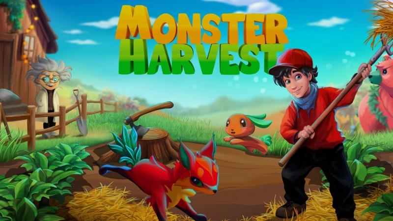 Monster Harvest Is Now Available For Xbox One And Xbox Series X|S