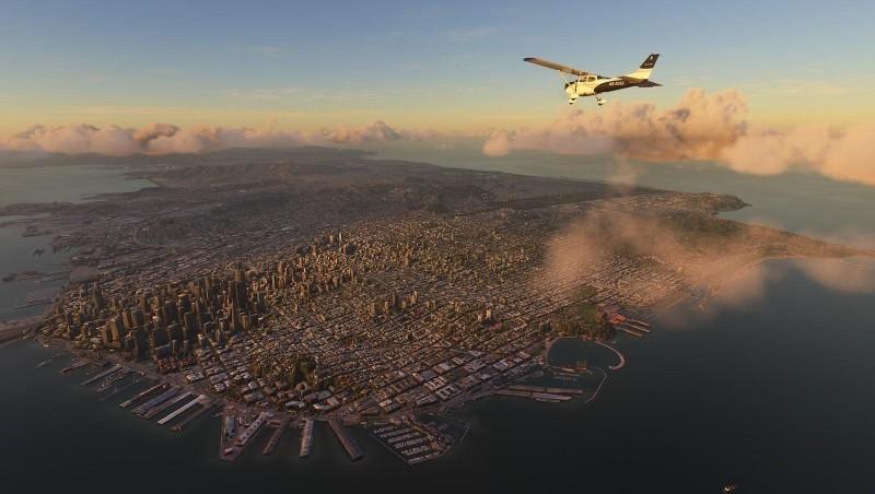 Обновление World Update 6 для Microsoft Flight Simulator не выйдет вовремя