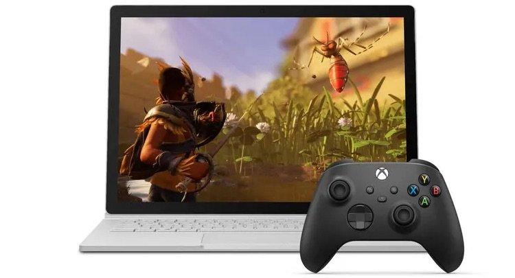 Потоковый игровой сервис xCloud стал частью приложения Xbox дляПК