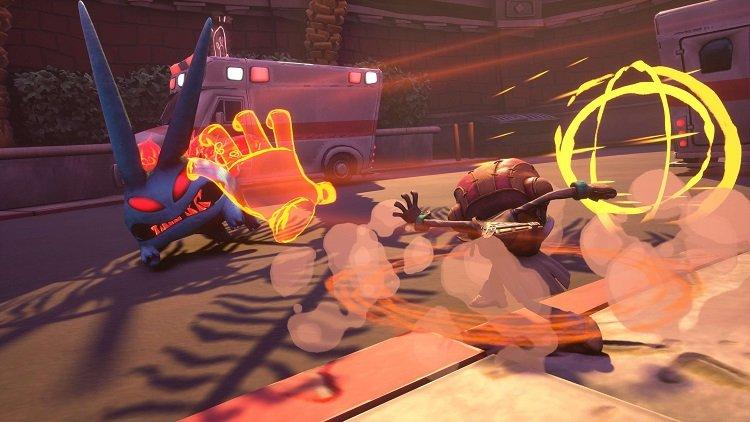 Разработчики Psychonauts 2 показали в действии основные способности главного героя и пообещали рассказать про прокачку