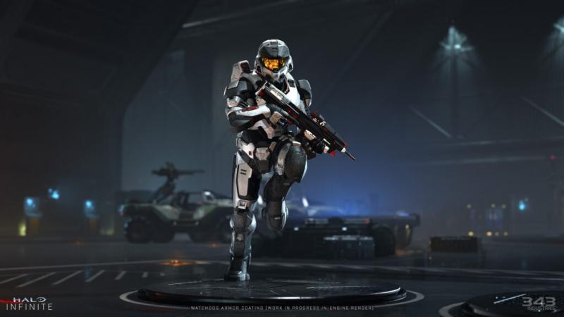 Слух: В Halo Infinite появится королевская битва, намек на это нашли в файлах игры