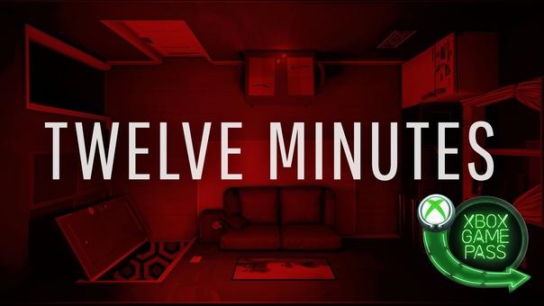 Скидка на игру Xbox Состоялся релиз Twelve Minutes.