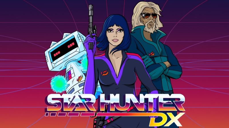 Star Hunter DX Is Now Available For Digital Pre-order And Pre-download On Xbox One And Xbox Series X S